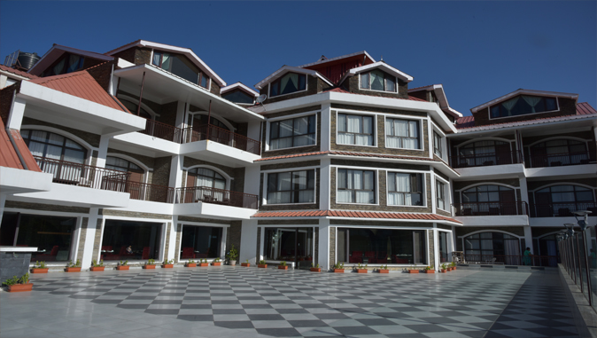 cottages in shimla