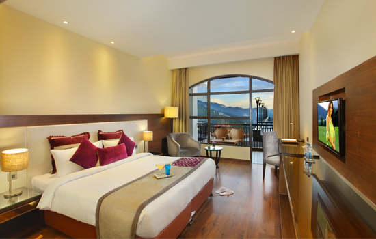 Premium Room - hotels in shimla at mall road